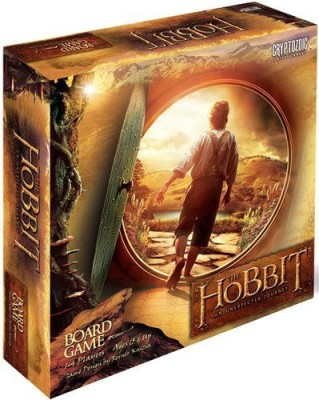 Cryptozoic Entertainment The Hobbit An Unexpected Journey Board Game