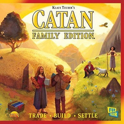 Mayfair Games Catan Family Edition Board Game
