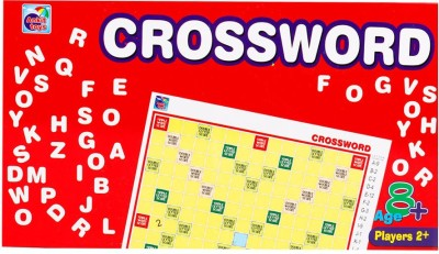 Ankit Toys Crossword Board Game