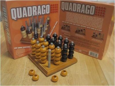 Mindtwister USA Quadrago Board Game