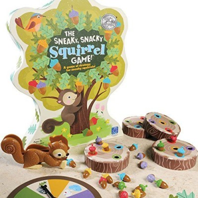 Educational Insights The Sneaky Snacky Squirrel Board Game
