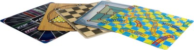 Hamleys Classic Games Collection - 100 Games Set Board Game