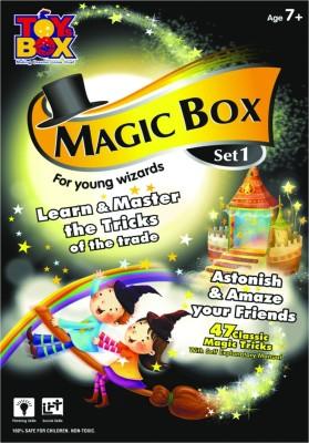 Toysbox Magic Box Board Game
