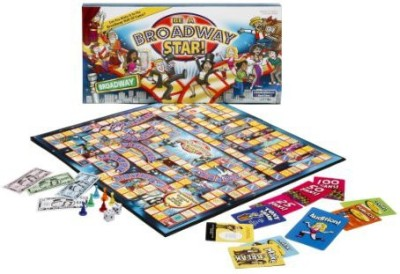 Be a Broadway Star Interactive Make or Break Board Game