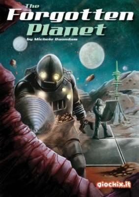 Rio Grande Games Forgotten Planetthe Multi Language Board Game