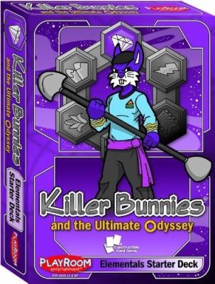 Playroom Entertainment Killer Bunnies Odyssey Elementals Starter Board Game