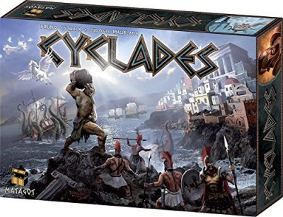 Asmodee Cyclades Board Game