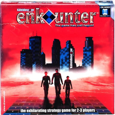 Dr. Woods Encounter Board Game