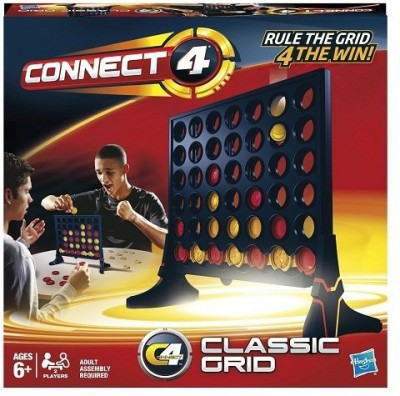 CAT Hasbro Connect 4 Board Game
