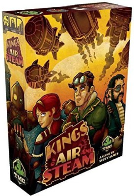 Tasty Minstrel Kings Of Air And Steam Board Game