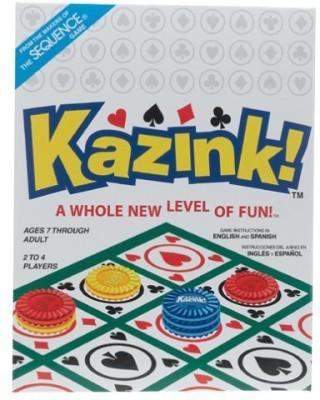Jax Kazink Board Game