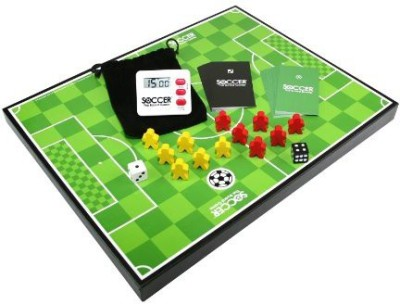 Soccer The Board Game 2 Player Sports Board Game
