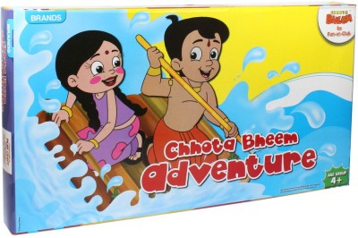 Brands Chhota Bheem Adventure Board Game