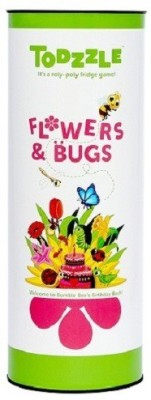 MadRat Todzzle Flowers & Bugs Board Game