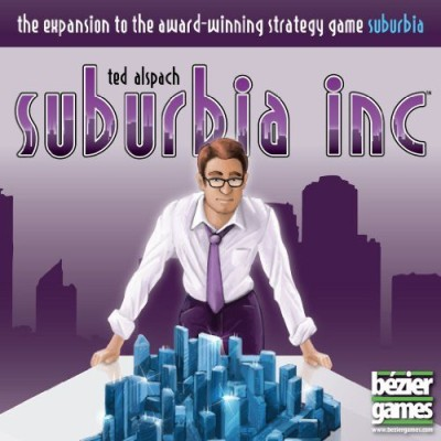 Bezier Games Suburbia Inc Board Game