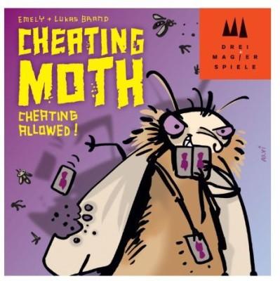 Schmidt Cheating Moth Board Game