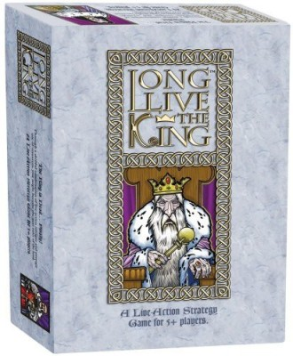 White Wolf Long Live The King Board Game