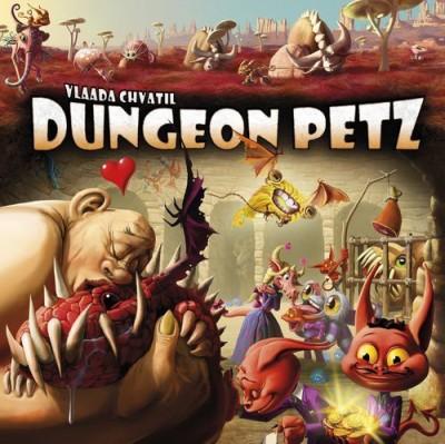 Czech Games Dungeon Petz Board Game
