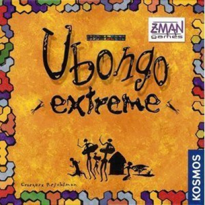 Z-Man Games Ubongo Extreme Board Game