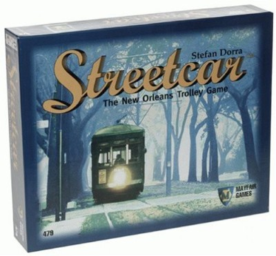 Mayfair Games Street Car Board Game