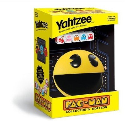 USAopoly Pacman Yahtzee Board Game