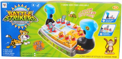 Tabu Battle Strikers Board Game