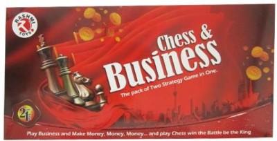 Rashmi Toys Chess & Business Board Game