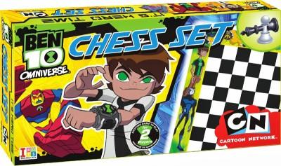 Ben 10 Ben 10 Omniverse Chess Board Game
