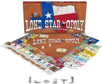 Late for the Sky Lone Staropoly Board Game