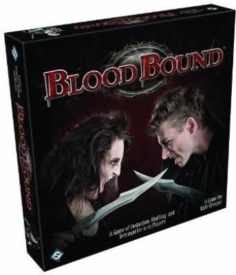 Fantasy Flight Games Blood Bound Board Game