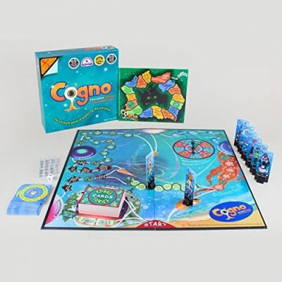 Doublestar LLC Cogno Deep Worlds Board Game