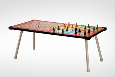 Teeta Ludo Table Board Game