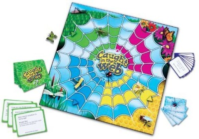 Learning Resources Caught In The Web An Insect Board Game