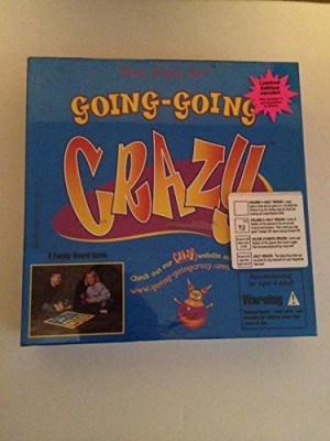 Fun to Craft Goinggoing Crazy Board Game