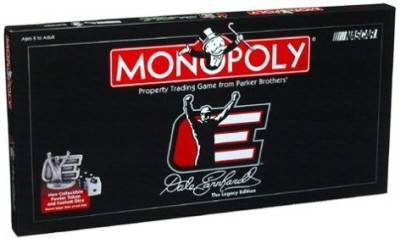 Hasbro Monopoly Dale Earnhardt Legacy Board Game