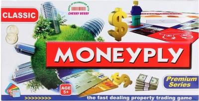 Jaibros Monopoly Money Board Game