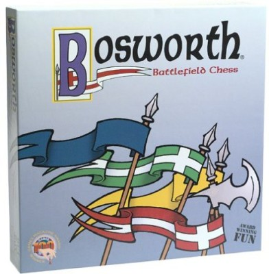 Out of the Box Bosworth Second Edition Board Game