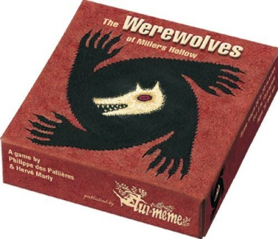 Asmodee Werewolves Of Millers Hollow Board Game