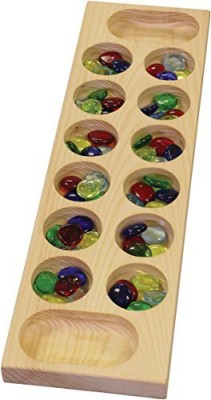 Maple Landmark Mancala Made In Usa Board Game