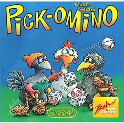Zoch Verlag Pickomino Board Game