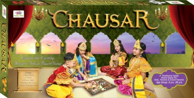 Jaibros Classic Chausar Board Game