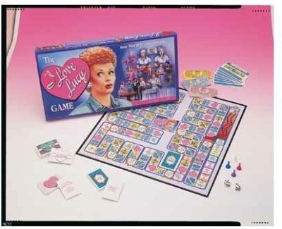 Talicor Games I Love Lucy Board Game