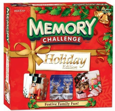 Memory Holiday Board Game