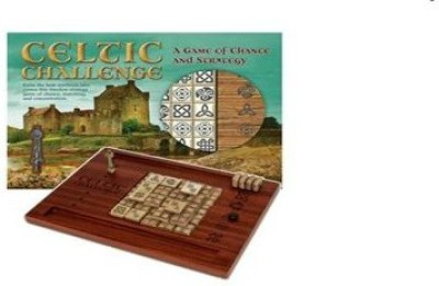Find it Games Celtic Challenge Chance And Strategy Board Game
