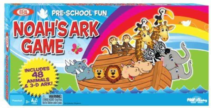 Ideal Noah'S Ark Board Game