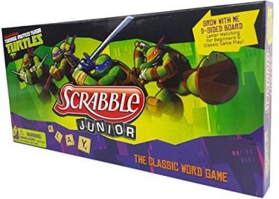 Teenage Mutant Ninja Turtles Scrabble Board Game