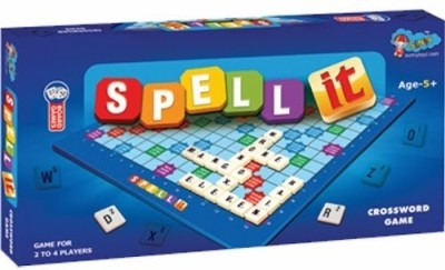 Sunny Spell It Board Game