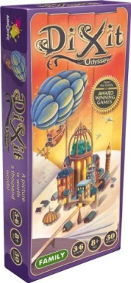 Asmodee Dixit Odyssey Expansion Board Game
