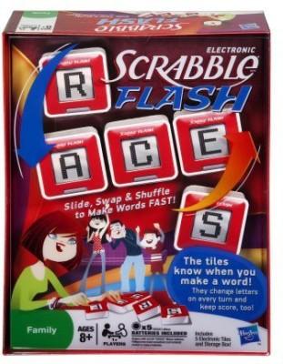 Hasbro Scrabble Flash Board Game