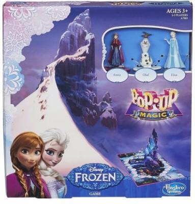 Hasbro Disney Popup Magic Frozen Board Game